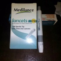 paket pen general care lancet medilance