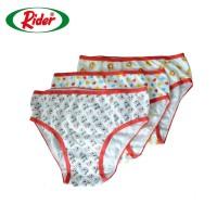 Rider Girls Underwear - Multicolor [3 Psc/R703BBL]- Multiwarna