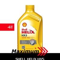 New Shell Helix Hx5 1L