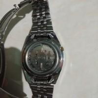 Jual jam tangan seiko 5 bekas original jepang 21jewels tipe 7s26 Murah