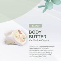 Vanila Body Butter Ellaskincare/Handbody Lembab