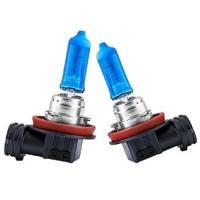 Philips Diamond Vision H8 35 Watt - Lampu Halogen Mobil Putih Limited