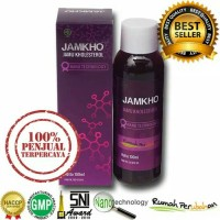 JAMKHO 100 ML Original Jamu Kolestrol Ampuh