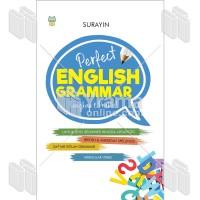 BUKU PERFECT ENGLISH GRAMMAR