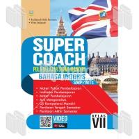 BUKU SUPER COACH BAHASA INGGRIS SMP/MTs KELAS VII KUR. 2013 REVISI