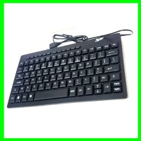 Harga keyboard mini usb multimedia eksternal external laptop notebook | Pembandingharga.com