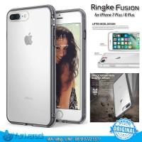 Ringke Fusion iPhone 7 Plus 8 Plus Case CLEAR Hard Bumper TPU ORIGINAL