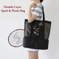 Tas Olahraga & Piknik 2 layer / Sport & Picnic Double Layer Bag