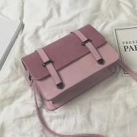 T1923 Tas fashion korea handbag wanita import tas bahu shoulder bag