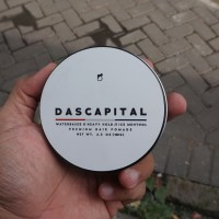 Dascapital Waterbased Heavy Hold Ice Menthol