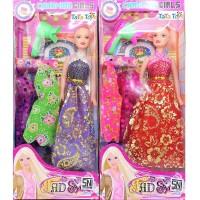 Mainan Boneka Barbie Charming Girls - Everlasting Friendship