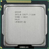 Spesial PROCESSOR INTEL CORE I7 2600 TANPA FAN
