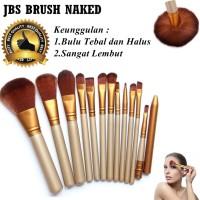 JBS New York Professional Brush Isi 12 Pcs Set K - 036