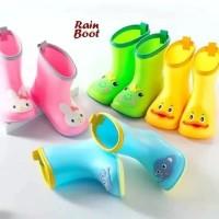 SEPATU BOOT ANAK ANTI HUJAN RAIN BOOTS