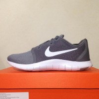 Harga dijual sepatu running lari nike flex contact 2 gunsmoke   Pembandingharga.com