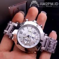Suplier Jam Tangan Guess Collection GC-1 Sport Metal Man Silver