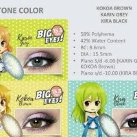 Softlens MANGA SHIN - KIRA NORMAL