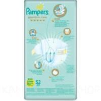 Pampers Popok Perekat Premium Care NB-52 / Newborn 52 / NB 52