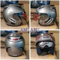 helm ink centro double visor anti maling replika kw murah warn Bagus