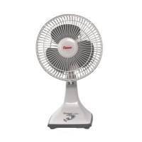 Harga cosmos 7 kdu desk fan 2 in 1 kipas angin meja 7 inch | antitipu.com