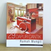 Buku 29 Dapur Cantik Rumah Mungil