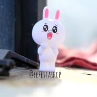 Boneka Figur Line Impressed Cony | Hadiah Dekorasi Line Friends