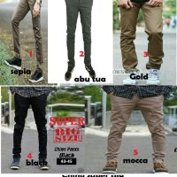 CELANA CHINO SUPER BIG JUMBO SIZE 43 44 45