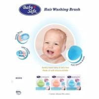 Baby safe hair washing brush