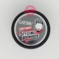 Pomade - Gatsby - Edgy Quiff styling pomade Perfect Rise 75gr