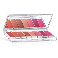 Wardah Lip Palette 8 in 1 - PERFECT RED thumbnail