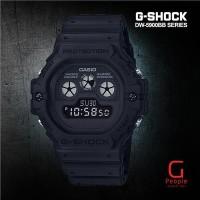 Jam Tangan Pria G-Shock DW-5900BB-1D Original Garansi Resmi