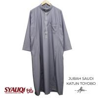 JUBAH SAUDI KATUN TOYOBO ABU   koleksi Syauqi