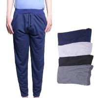 [Paket 3pcs] Celana panjang polosan / 4 warna / bahan adem dan nyaman