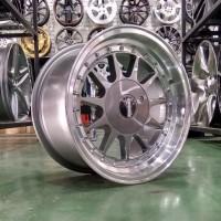 Velg Mobil HSR Tipe IKIMASU Ring 16 Cocok Untuk Honda Brio Rs Satya