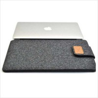 Soft Sleeve Case Laptop/Macbook Pro 13/15 Inch Tas Laptop Felt Bag