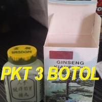 OBAT GEMUK PENGGEMUK PENAMBAH BERAT BADAN KIANPI PIL ORIGINAL 3-BOTOL