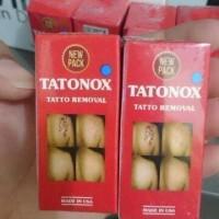 OBAT PENGHILANG PENGHAPUS TATTO TATO TATONOX TATTONOX ORIGINAL ASLI
