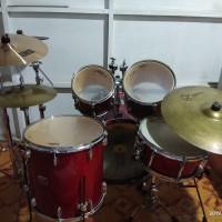 Drum set Yamaha Tour Custom