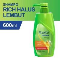 REJOICE SHAMPOO RICH SOFT SMOOTH 600 ML Limited