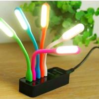 LAMPU USB Flexible LED SIKAT Emergensi/BACA/TIDUR/Emergeny Lamp