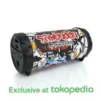 Simbadda Music Player CST 800N Graffiti