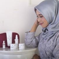 Mellydia Cosmetic Paket Komplit Cream Pemutih Wajah BPOM Halal MUI
