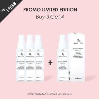 Paket Beauty Water Promo Buy 3 Get 4 Mengatasi Wajah Kusam