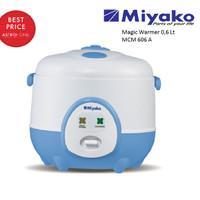 Rice Cooker Magic Warmer 0,6 L Miyako MCM 606 A