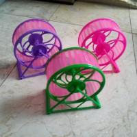 Joging Wheel Hamster Ukuran L