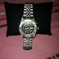 Jual Jam tangan pria original merk seiko kinetic sport 200 second Murah