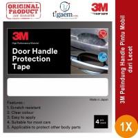 3M Door Handle Protection Tape - 1 Pack - Pelindung Handle Pintu Mobil