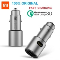 Xiaomi Dual USB Metal Car Charger Original