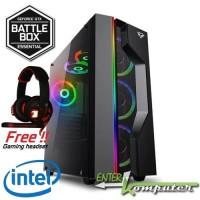 Enterkomputer NVIDIA GeForce GTX Battlebox Essential PC (Intel)