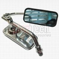 Kaca Spion Sepion Motor Classic Kotak Retro CB japstyle Street Cub c70